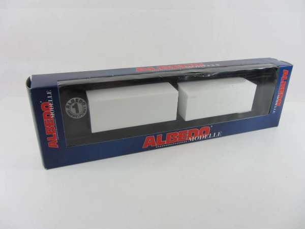 Albedo 500198 LKW-Aufbau-Set, neuwertig und mit OVP