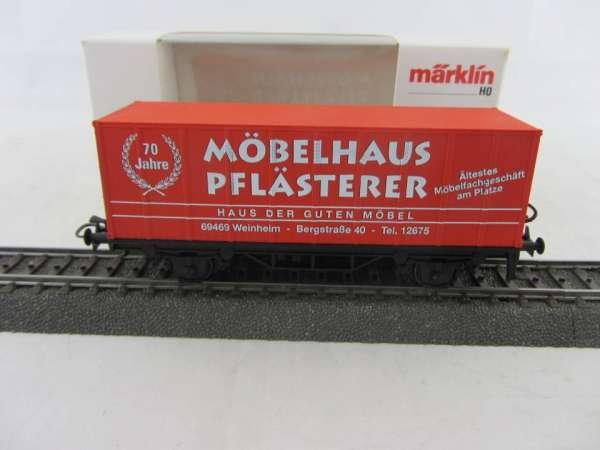 Basis 4481 Containerwagen Möbelhaus Pflästerer, mit Verpackung