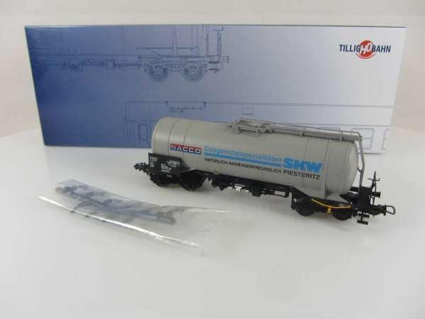 "Tillig 76575 Kesselwagen ""NACCO"", neuwertig mit Verpackung"