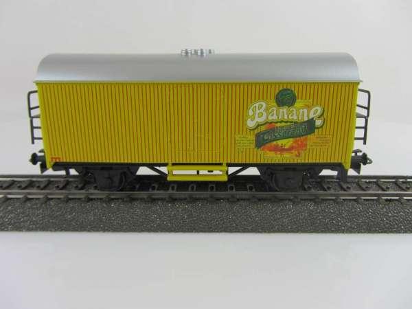 Märklin Basis 4415 Werbewagen Tisserand Banane, Sondermodell gebraucht
