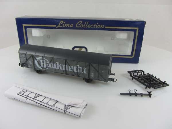 Lima L302839 gedeckter Güterwagen der DB Bauknecht, neuwertig mit Verpackung