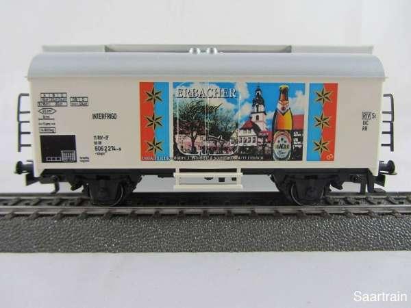 Basis 4415 Bierwagen Erbacher Export Sondermodell Neu und mit Verpackung