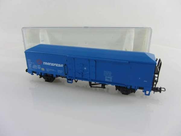 Electrotren 1472 Kühlwagen Transfesa der FS in blau, mit OVP