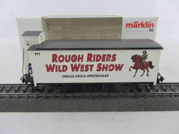 Märklin Basis 4680 Wild West Show USA-Sondermodell Neu und mit Verpackung