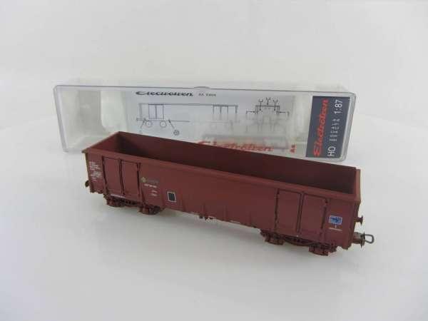 Electrotren 5371K offener Güterwagen der RENFE in braun, mit OVP