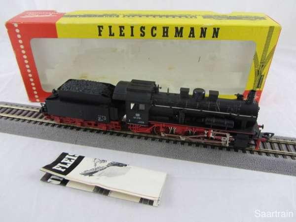 Fleischmann 4145 Dampflok Br 55 2781 der DB gebraucht mit Originalverpackung