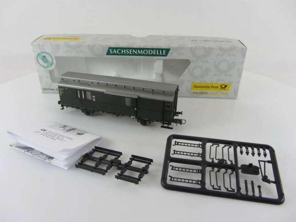 Sachsenmodelle 78698 Postwagen DB Ep. III neuwertig mit Verpackung