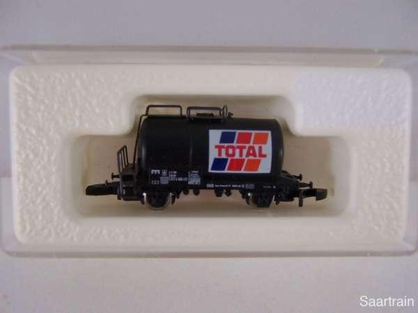 Märklin 8612 Kesselwagen 2 achsig Total schwarz neu und mit Originalverpackung