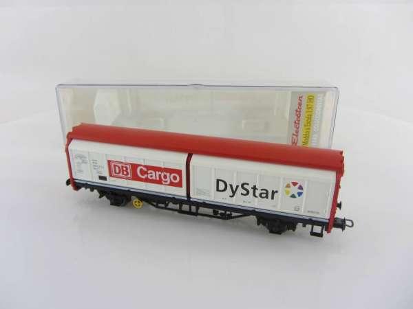 Electrotren 1585K Schiebewandwagen der DB Cargo DyStar, mit OVP