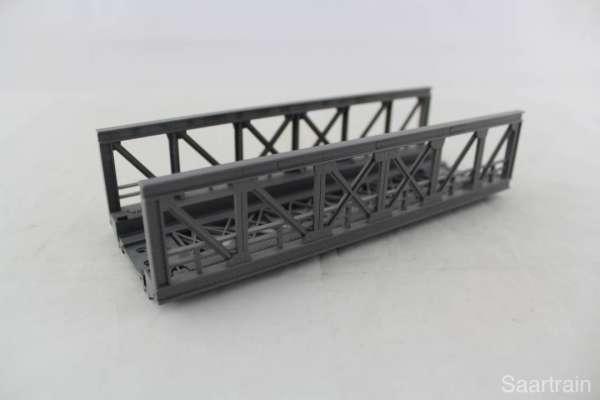Märklin 7262 Gitterbrücke für K- und M-Gleis, sehr guter Zustand
