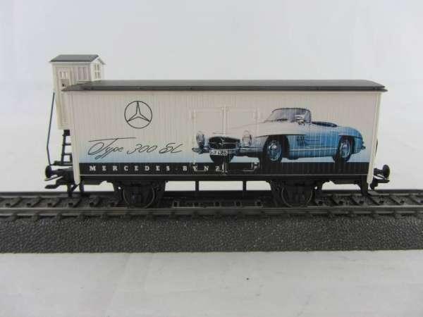 """Basis 4680 G10 mit Bremserhaus """"Mercedes 300 SL"""" Nostalgie-Serie, Sondermodell, neuwertig mit Verpac"""