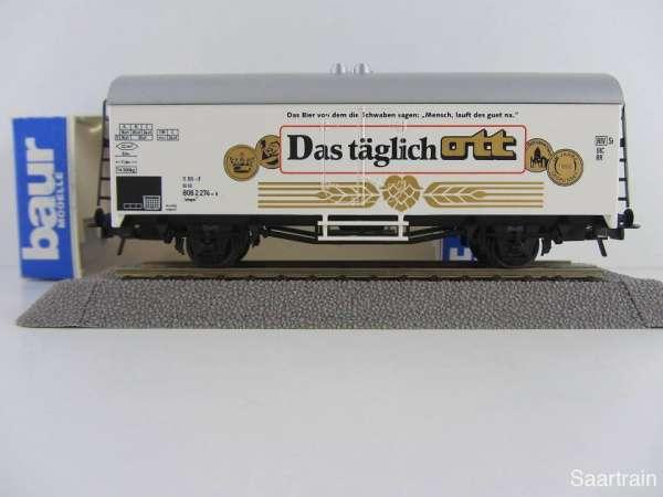 Baur Nr. 111 HO Bierwagen Das täglich Ott weiss Neu mit Originalverpackung