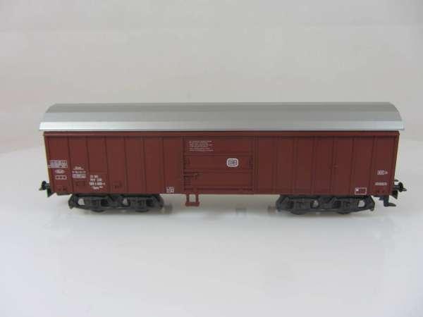 Märklin 4460 Schwenkdachwagen der DB braun, ohne Verpackung