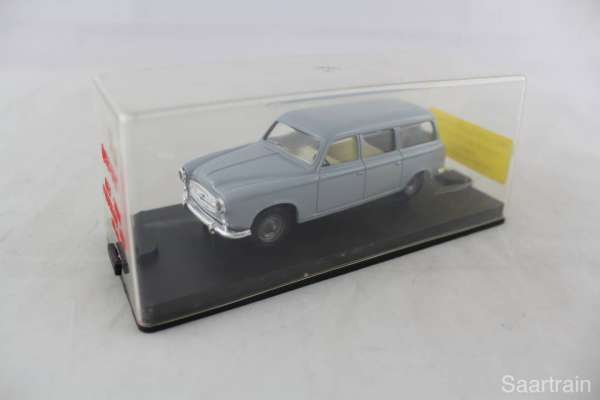 1:43 Verem 2011 Peugeot 403 Break