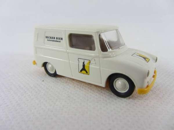 Brekina 1:87 VW Fridolin Becker Bier Automatendienst