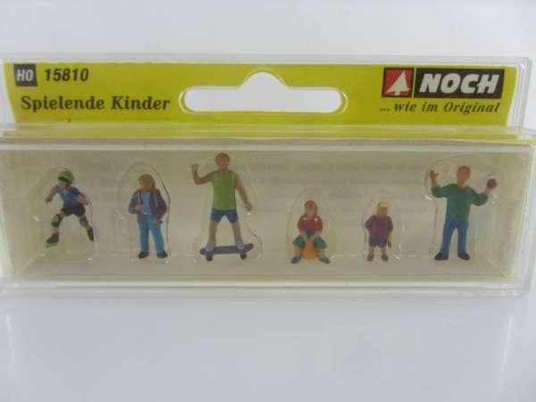 Noch HO 15810 1:87 Spielende Kinder neu mit OVP