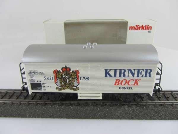 Märklin Basis 4415 Bierwagen Kirner Bier Bock Dunkel Sondermodell mit OVP