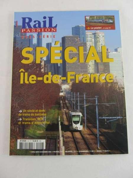 RAIL Passion französische Modellbahn-Zeitschrift sehr guter Zustand