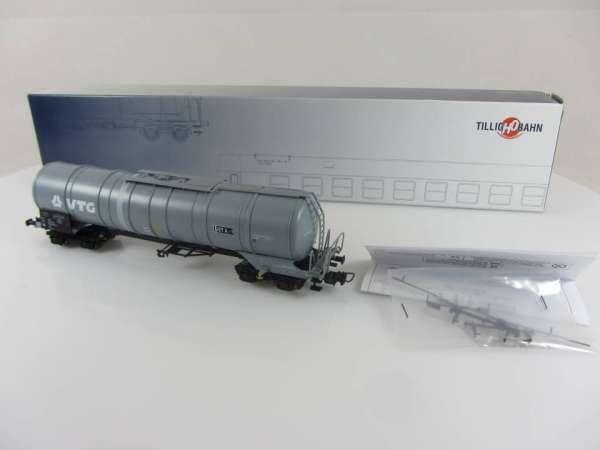 "Tillig 76582 Kesselwagen Jet A1 ""VTG"", neuwertig mit Verpackung"