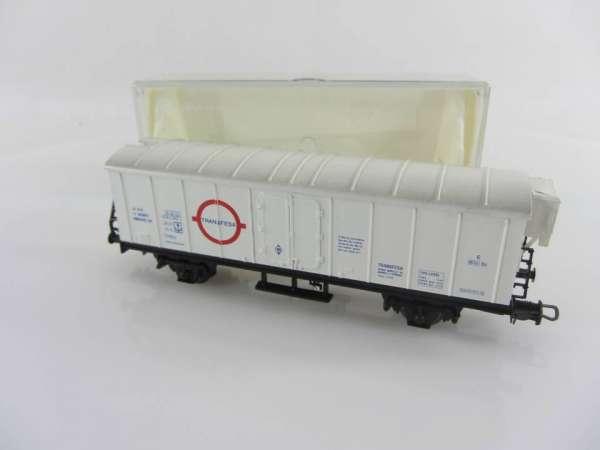 Electrotren 1320 Kühlwagen Transfesa der RENFE in weiss, mit OVP