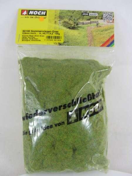 NOCH 50190 Sommerwiesen-Gras, neu mit Originalverpackung