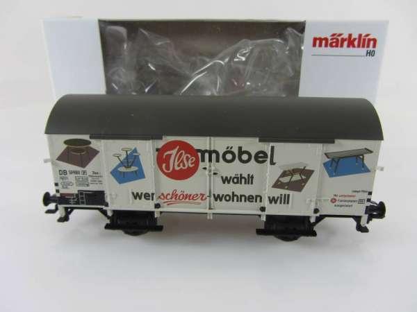 Märklin Insiderwagen 2015 48165 Güterwagen ILSE Möbel mit Originalverpackung