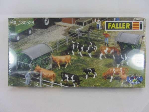 Faller 130526 Bausatz 1:87 HO Viehfutterstelle neu mit OVP