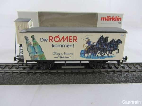 Märklin Basis 4680 Die Römer kommen (Sprudel) Sondermodell Neu und mit OVP