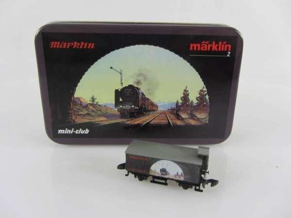 Märklin 80918 Modellbahntreff Göppingen 2011 G10 originalverpackt mit Dose