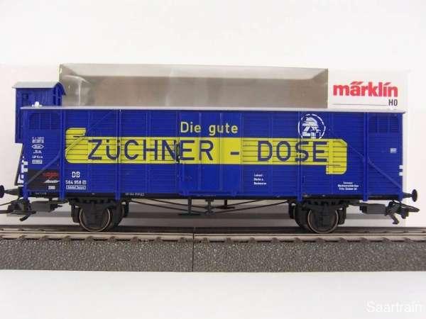 Märklin Insiderwagen 2000 46159 Die gute Züchner Dose mit Originalverpackung