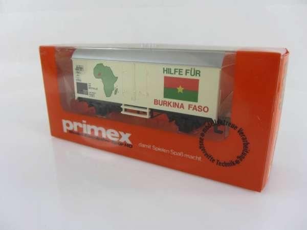 Primex 4593 Kühlwagen Hilfe für BURKINA FASO m. Originalkarton (ungeöffnet !)