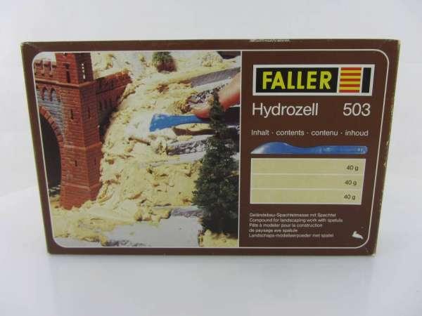Faller 503 Hydrozell neuwertig mit OVP