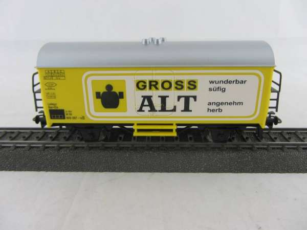 Basis 4415 Bierwagen Gross Alt, Sondermodell mit Verpackung