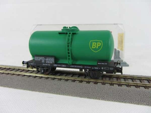 """JOUEF 631330 Kesselwagen """"BP"""", neuwertiger Zustand mit OVP"""