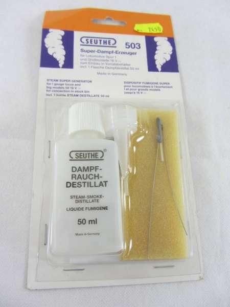 Seuthe Rauchsatz Nr. 503 mit Füllset, neu und originalverpackt