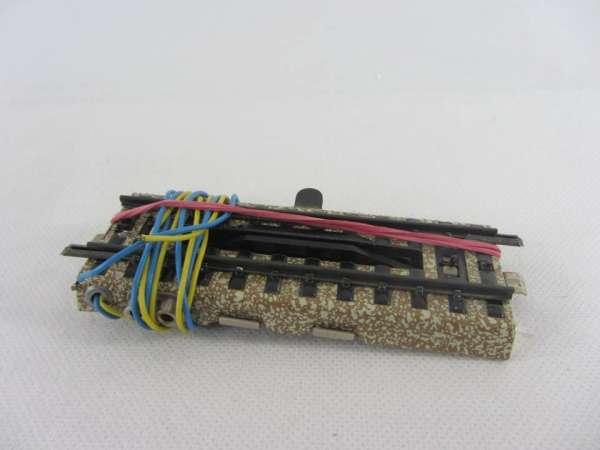 Märklin 5112 Entkupplungsgleis 90 mm für M-Gleis, guter Zustand, ohne Verpackung