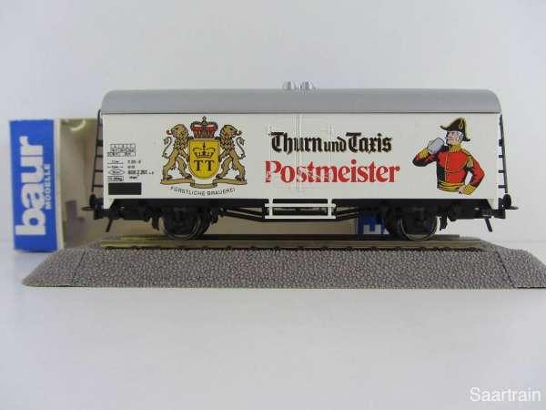 Baur Nr. 212 HO Bierwagen Thurn und Taxis Postmeister Neu m. Originalverpackung