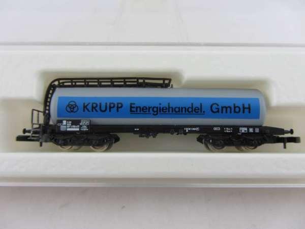 8626 Kesselwagen 4-achsig Sondermodell Krupp Energiehandel mit OVP