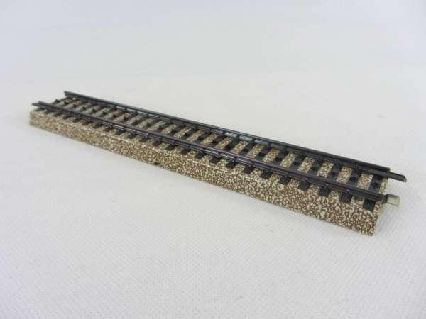 Märklin 5106 1 Stück gerades M-Gleis, gebraucht guter Zustand, ohne Verpackung