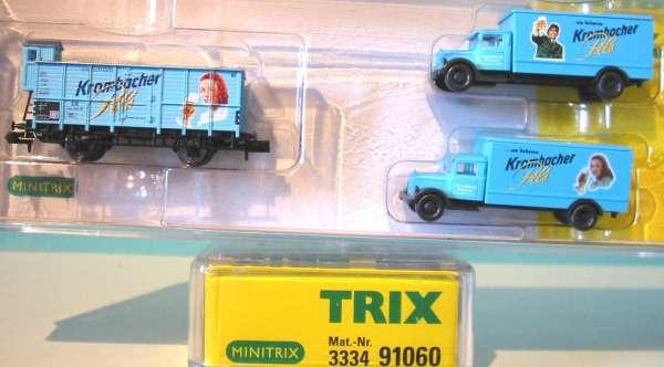 Trix 91060 Krombacher Nostalgie II