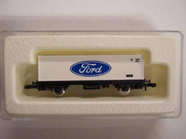 8615 Containerwagen Sondermodell Ford mit Originalverpackung