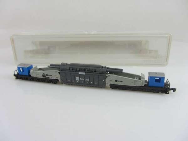 Märklin 8620 Schwerlast Trafo Wagen sehr guter Zustand mit Verpackung