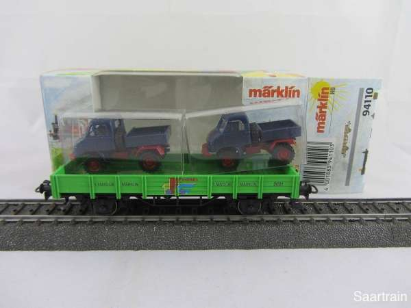 Märklin 94110 1.FC Märklin Jahreswagen 2001 Neu und mit Originalverpackung