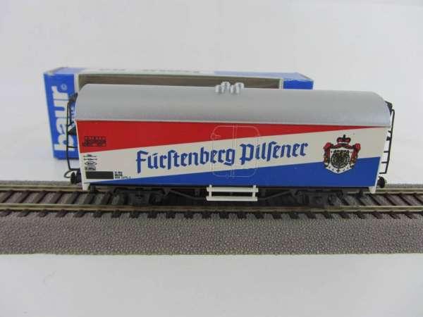 Baur Nr. 108 HO Bierwagen Fürstenberg weissgrundig, sehr gut mit Originalverpackung