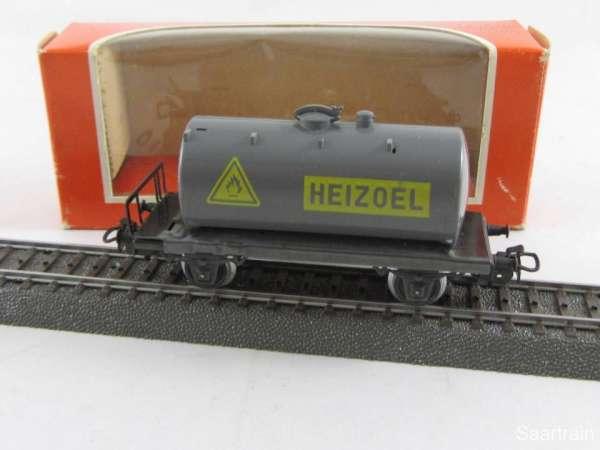 Primex 2000 4582 Kesselwagen Heizoel (I) m. Originalkarton gebraucht aber gut
