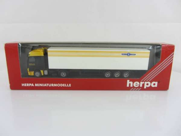 HERPA 186100 1:87 MB Actros Zippert & Co neu mit OVP