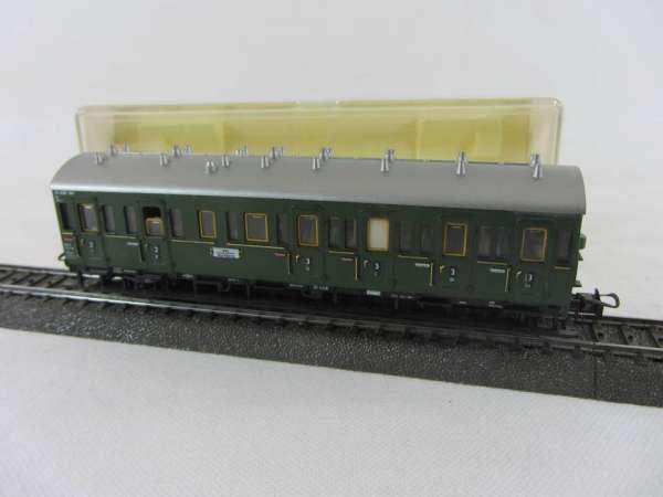 Trix 52 3758 Abteilwagen der DRG 2./3.Klasse sehr guter Zustand mit OVP
