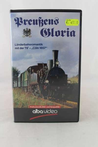 Eisenbahn Video, Preussens Gloria T9, Alba-Video