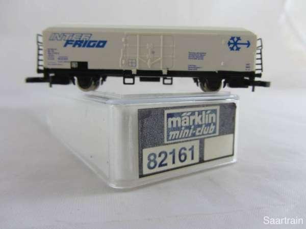 Märklin 82161 Kühlwagen Interfrigo der FS neuwertiger Zustand mit OVP