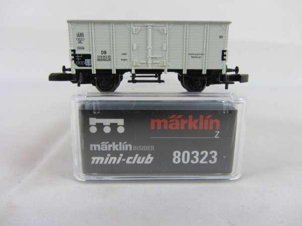 Märklin 80323 DB Kühlwagen Insider Modell 2013 Neu Zustand mit Verpackung